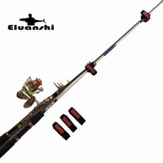 4 pieces Fishing Rod Belt Strap rope combo platform reel Accessories peche carp for ice box Tackle pesca Lure ELUOSHI