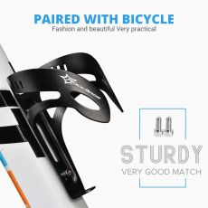 ROCKBROS Bidon Cycling Aluminium Alloy Adjustable Water Bottle Cage Mountain Bike Cycling Bottle Holder Bisiklet Aksesuar