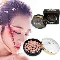 1PC 3 In 1 Blush Eyeshadow Contour Makeup Face Matte Blusher Ball Powder Balls 8 Colors Maquiagem