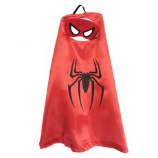 Superhero Capes with Masks for Kids Birthday Party Supplies Party Favor Halloween Costumes Dress Up Girls Boys Cosplay