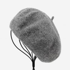 Kids High Quality Pure Wool Beret girl Fashion British Style Solid Color Winter Hats For boys Flat Cap Girl Felt Berets baby hat