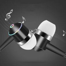 In-ear Mobile Phone Headset Line Control Subwoofer With Wheat Earphones  Universal Mobile Phone Earbuds TXTB1