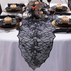OurWarm Halloween Party Spider Game Pumpkin String Light Ghost Hanging Table Mat Treat Trick Horror Props Halloween Decorations
