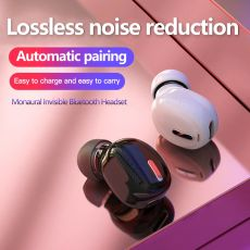 5.0 Mini Wireless Bluetooth Earphone Sport Gaming Headset with Mic Handsfree Headphone Stereo Earbuds For Samsung Xiaomi Iphone