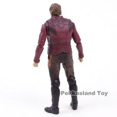 Marvel Legends Avengers Infinity War Star Lord Peter Quill Hot Toys PVC Action Figure Collectible Model Toy