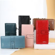 New Women Pu Leather Wallets Female Long Hasp Purses Large Capacity Money Bag Phone Pocket Multifunction Clutch Coin Card Holder