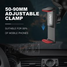 amzish Universal Phone Holder Car For IPhone Samsung Huawei Xiaomi Mobile Phone Car Phone holder Stand Dashboard