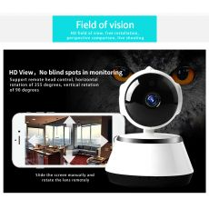 N_eye IP Camera 8MP 4K Home Security Camera wifi camera with IR Night Vision Audio Monitor IP Camera